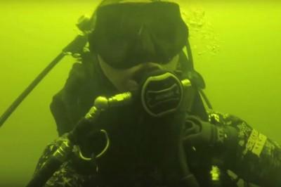 Глубоководное погружение на озере Долгое